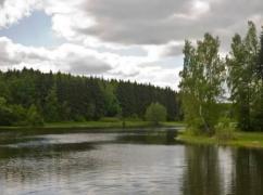 Продаю садовий ділянка – 12 соток, 120 км від Москви