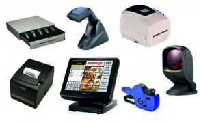 Продаж обладнання та автоматизація, електронні ваги, сканери
