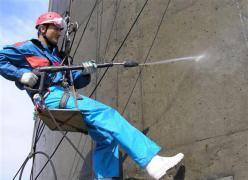 Промисловий альпінізм.Висотні роботи