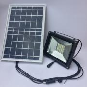 Прожектор світлодіодний 30W SMD на сонячній батареї