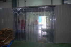ПВХ завіса (стрічкова силіконова штора)