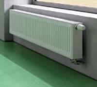 Радіатор сталевий панельний, монтаж, проектування