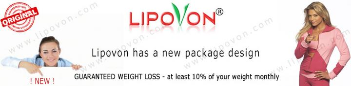 Rapid weight loss with Lipovon