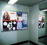 Расклейка объявлений, Реклама в маршрутках, Реклама в лифтах
