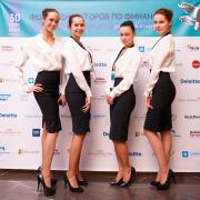 Рекламні послуги в Києві: роздача листівок, хостесс, моделі