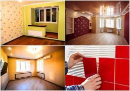 Ремонт та оздоблення будинків, квартир. Недорого