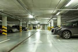 Rent a space in the underground garage