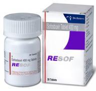 Resof (Софосбувир) і Hepcfix, Даклатасвир-препарати від гепатиту