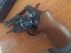 "Револьвер Weihrauch HW4 4"" (дерево)"