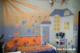 Рідкі шпалери на стіну, понад 800 кольорів і текстур