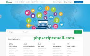 РНР Класифікуються Скрипт Оголошень Скрипт PHP