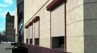 Ролети Кривий Ріг rolleti.com.ua ремонт ролети захисні ролети