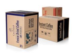 Розчинна сублімована Бразильська кава