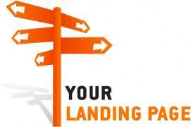 """Розробка сайту, що продає """"Landing page"""" - FOF-studio"""