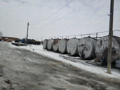 Sale of a warehouse for fuels and lubricants (oil depot) 525 m3