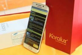 Samsung S6 край