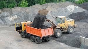 Щебінь розсипом з доставкою до 40 тонн