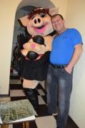 шоу ростової ляльки Свинки Лоліти