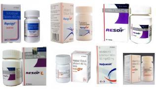 Sofosbuvir – лікування гепатиту С. Софосбувир безпосередньо з Індії