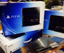 Sony PlayStation 4 (пос(остання модель) - 500 GB Black Console