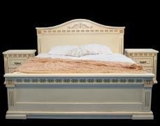 """Спальний гарнітур """"Венеція"""" з дуба"""