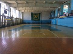 """Спортивний комплекс """"Харків"""" (Кондиціонер)"""