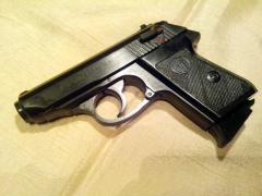 Стартовий пістолет Ерма: 75