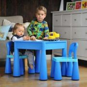 Столик і 2 стільці Tega Mamut