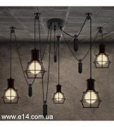Світлодіодні люстри і світильники, лампочки