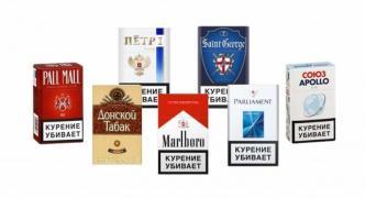 Сигарети оптом в Україні від вітчизняного і зарубіжного виробництва