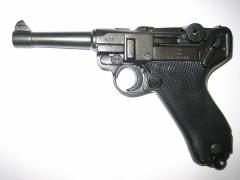 Сигнальний пістолет люгер р08