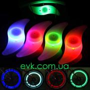 Sylykonovaya LED backlight for spytsы bike EVK IT Service Mak