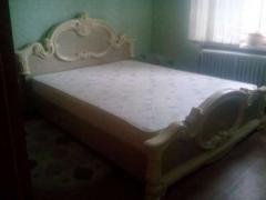 Терміново Ліжко з ортопедичним матрацом