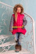 TM Barbarris. Дитячі куртки оптом