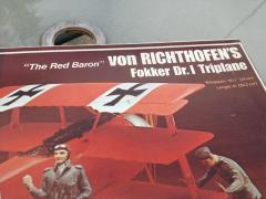 "Триплан ""Красный барон"" 1:28 Revell"