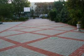 Тротуарна Плитка Цегла,Бордюри