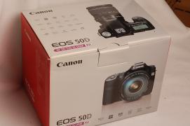 цифровий фотоапарат canon 50d
