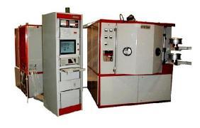 Установки вакуумної металізації і обробки оптики з Білорусі