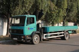 Вантажні перевезення до 5 тонн