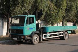 Вантажні перевезення до 5 тонн. Переїзд будь-якої складності