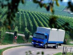 Вантажні перевезення по Україні з Європи, СНД