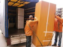 Вантажоперевезення по ДНР, в/з Україну і Росію | Послуги вантажників