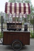Велокофейня - бізнес під ключ, кава на колесах