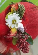 Венок из цветов в прокат