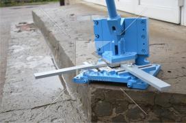 Верстат для рубки металу – вирубний штамп