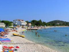 Відпочинок на морі. Хорватія 2017. Рогозница. Villa Perla