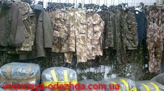 Військова одяг і взуття всіх країн НАТО