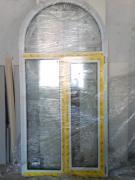 вікно арка Aluplast 1000*2530