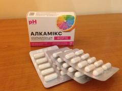 Вітаміни Алкамикс