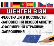 Візи Польські робочі та Шенген